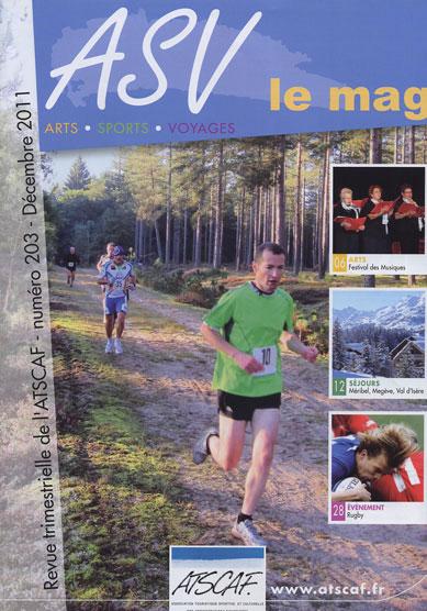 ASV n° 203 décembre 2011