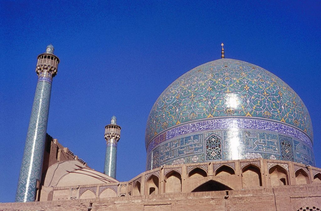 iran mosquee du chah1